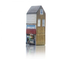 Tower of Babel: Sculpture No. 2295, 114A High Street E17 7JY by Barnaby Barford