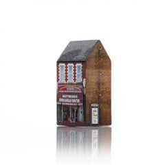 Tower of Babel: Sculpture No. 2424, 12 High Road N15 6LS by Barnaby Barford