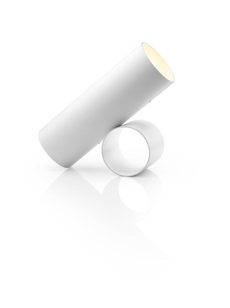 For Sale: White Flos Sawaru Floor Lamp by Nendo