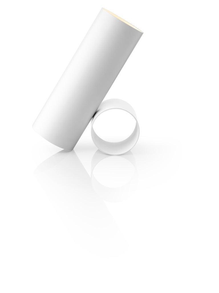 For Sale: White Flos Sawaru Floor Lamp by Nendo 2