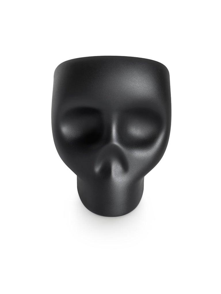 For Sale: Black Gufram Jolly Roger Chair by Fabio Novembre 2