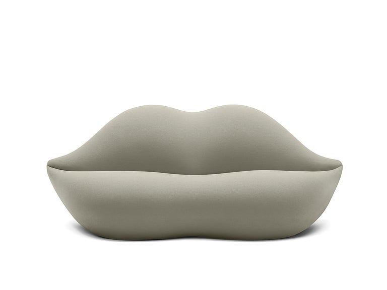 For Sale: Beige (810) Gufram Special Colors Bocca Unlimited by Studio 65
