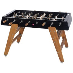 RS3 Wood Football Table in Black by RS Barcelona