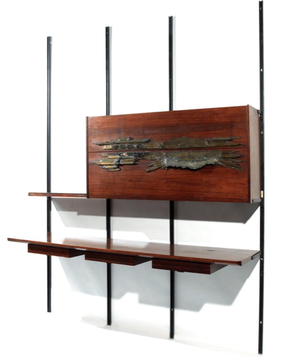 bar wall cabinet - photo #31