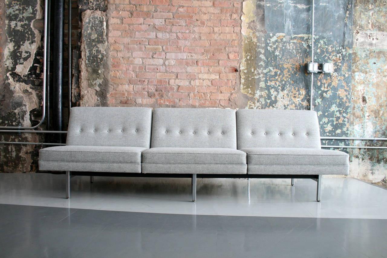 george nelson for herman miller modular sofa usa 's at stdibs - george nelson for herman miller modular sofa usa 's