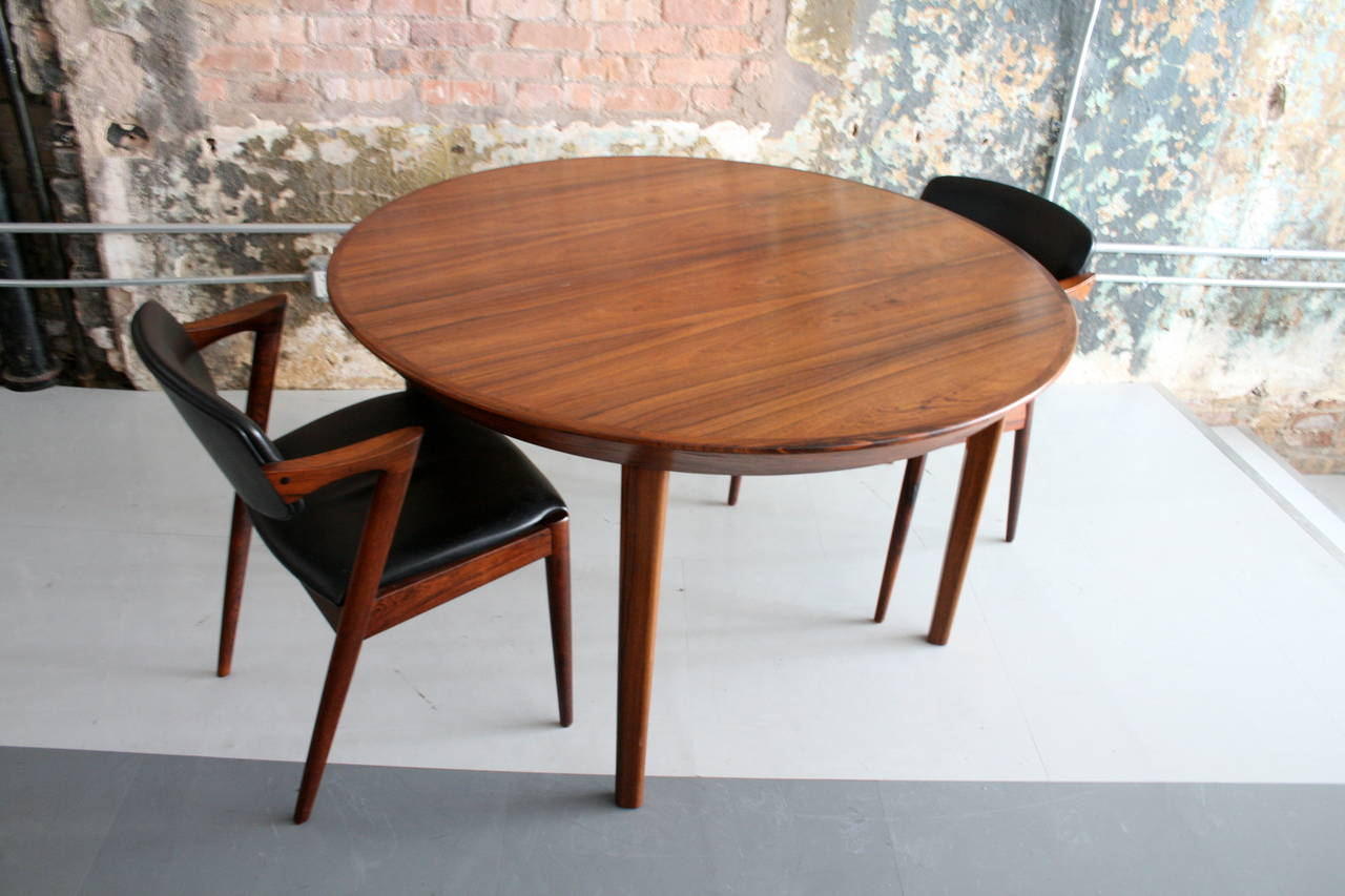 Kai Kristiansen Dining Table Atcsagacity