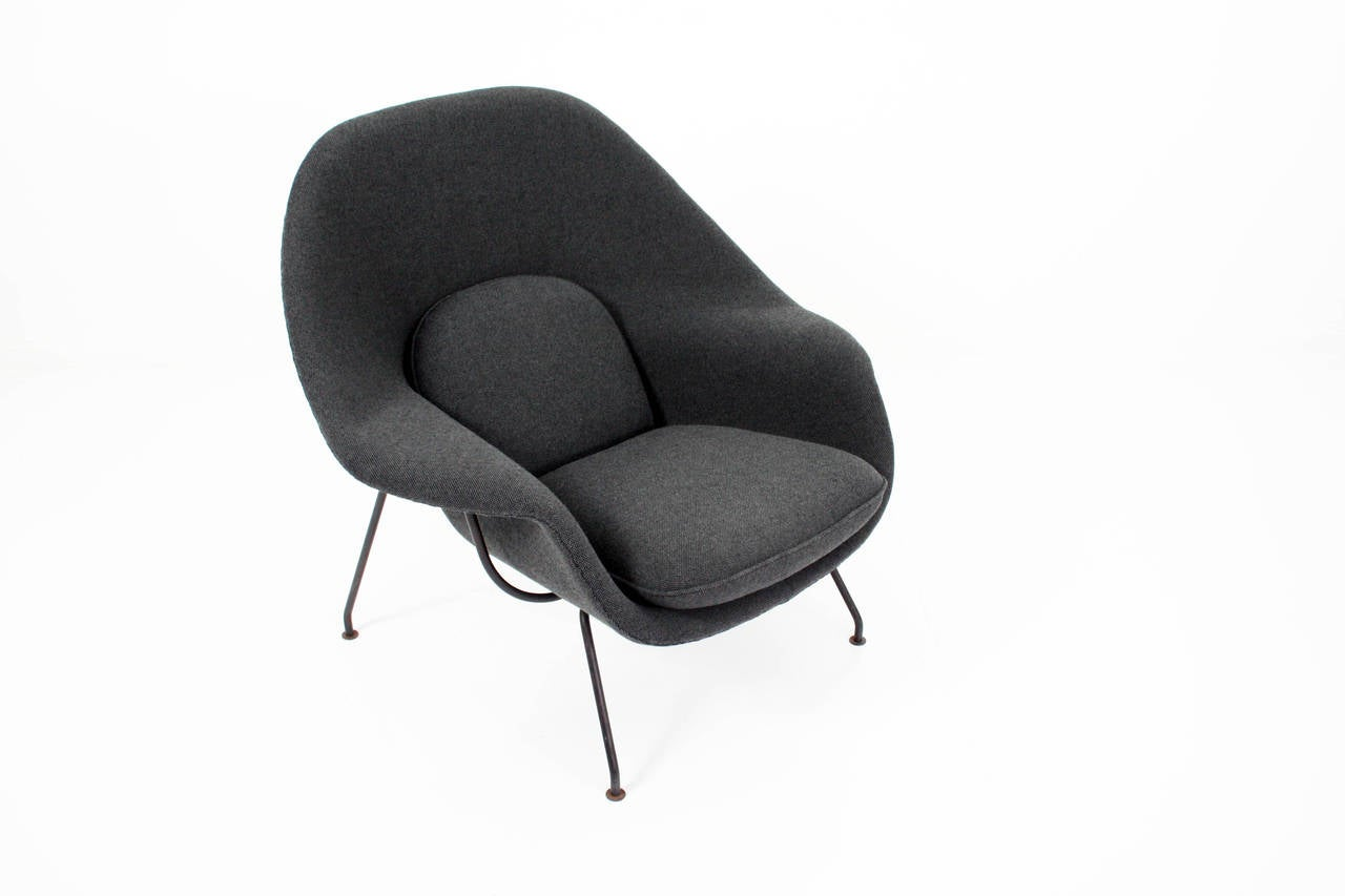 Womb Lounge Chair early eero saarinen for knoll womb lounge chair at 1stdibs
