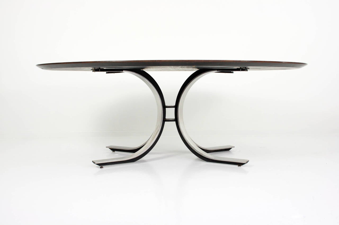 Osvaldo Borsani Dining Table In Excellent Condition For Sale In Chicago, IL