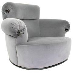 Luigi Caccia Dominioni Azucena Toro Lounge Chair, 1973