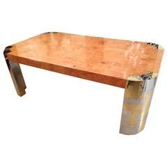Paul Evans Cityscape Table