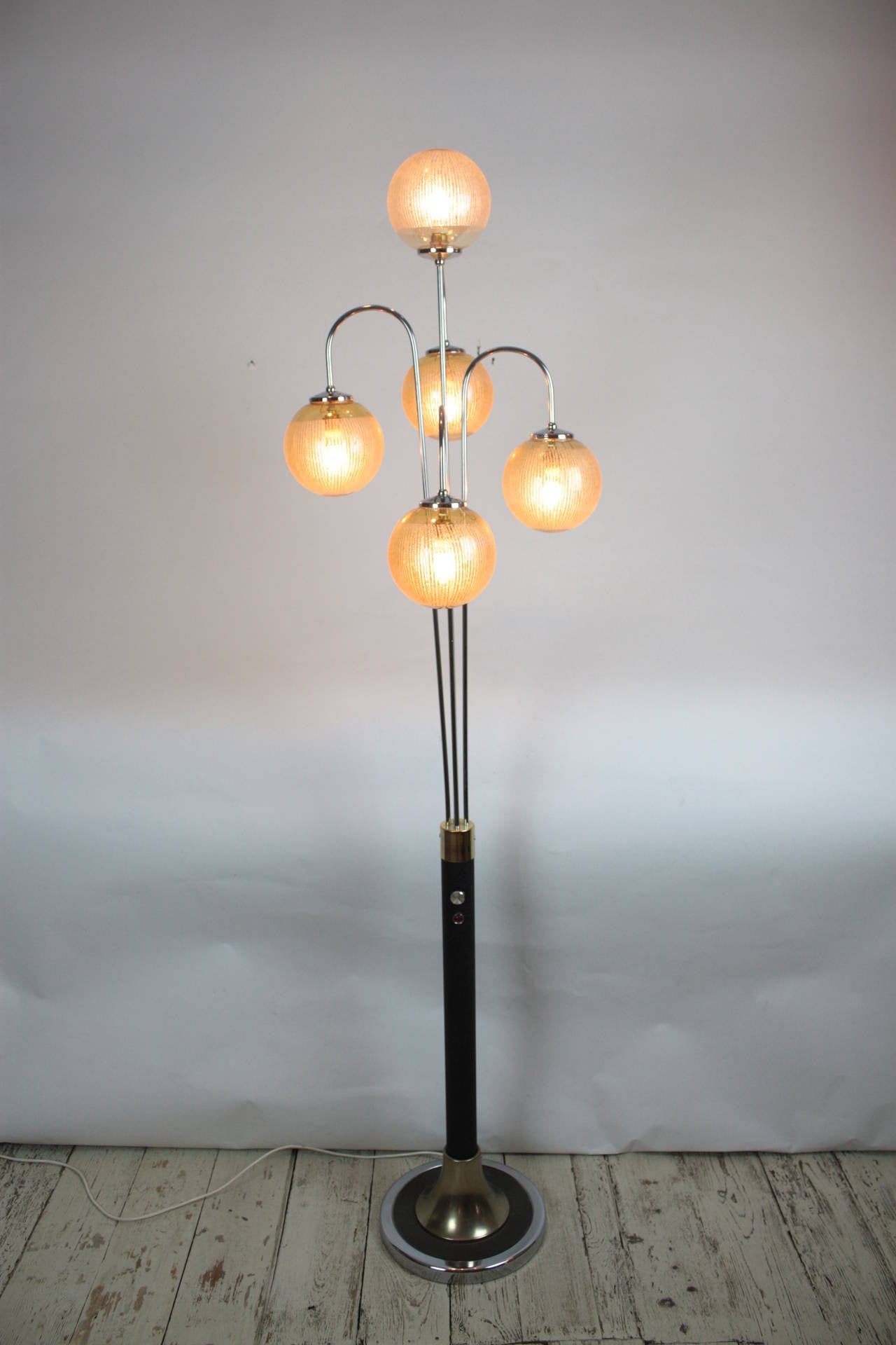 Mid Century Spider Floor Lamp For Sale At 1stdibs