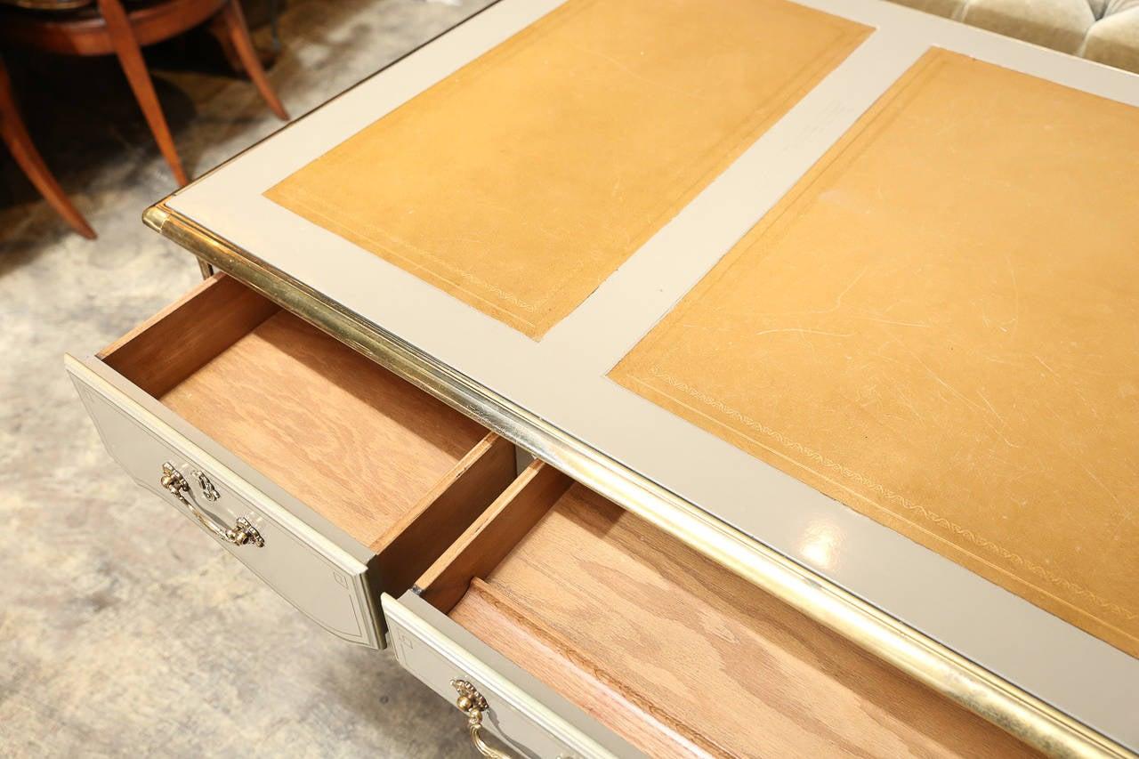 this vintage baker furniture bureau plat is no longer available
