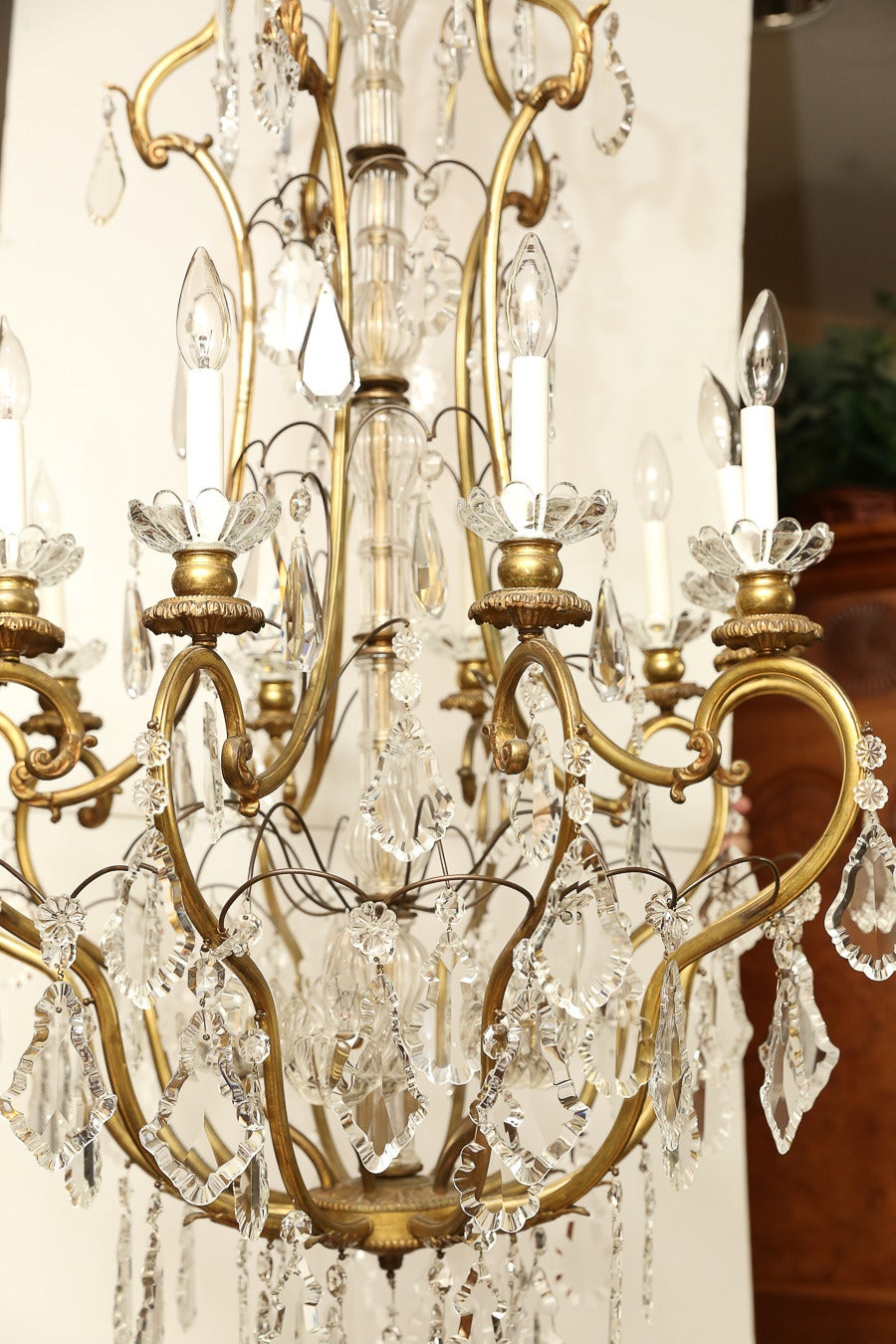 Baccarat Chandelier For Sale At 1stdibs