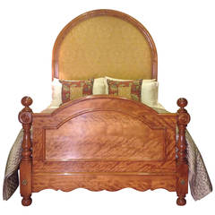 Scottish Half Tester Bedstead