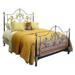Bronze Metal Headboard Fullqueen