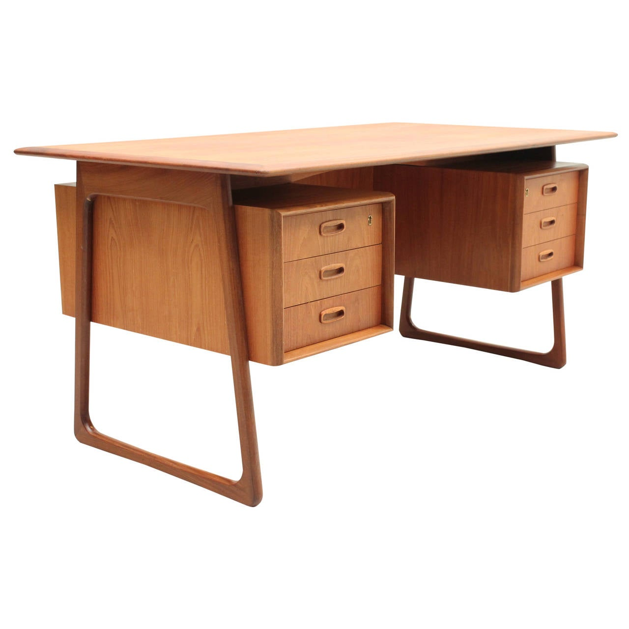 Mid Century Modern Office Desk Buy A Made