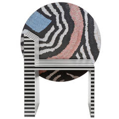 Memphis Inspired Chair | Neo Laminati Collection