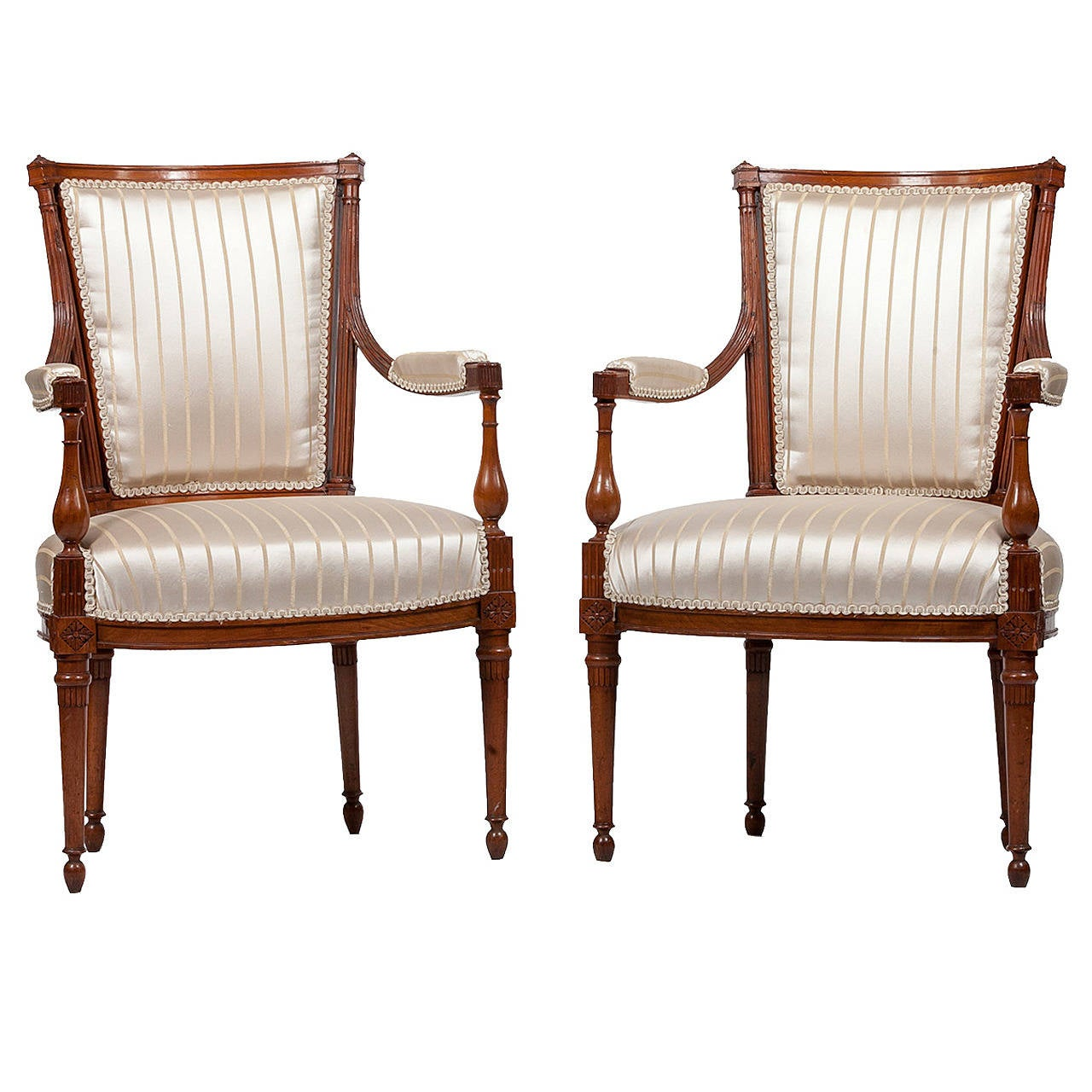 Early th century french empire chairs at stdibs
