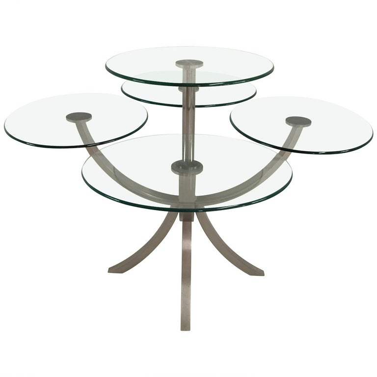 """DIA, Design Institute of America """"Dinner for Four"""" Dining Table For Sale"""