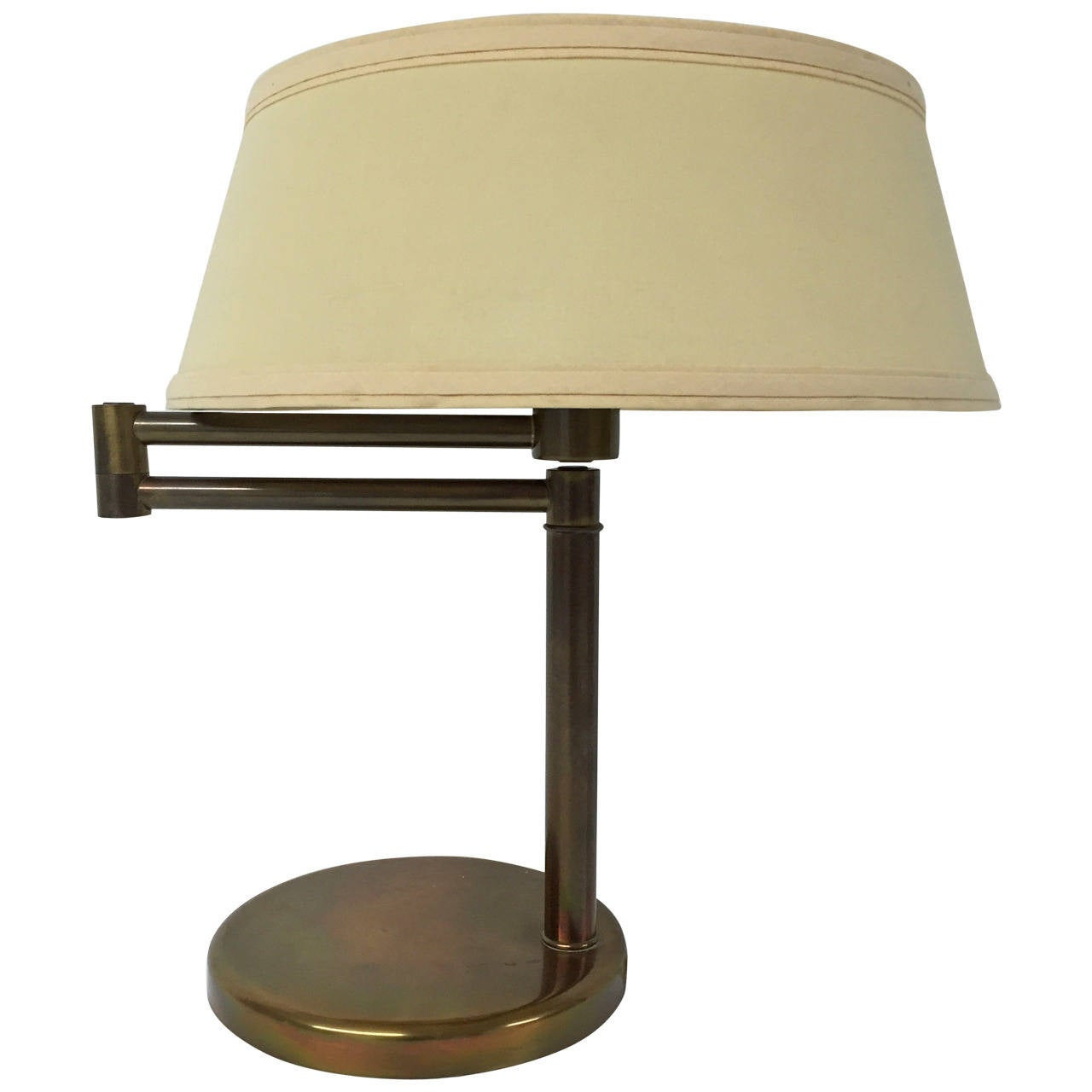 this walter von nessen swing arm desk lamp is no longer available. Black Bedroom Furniture Sets. Home Design Ideas