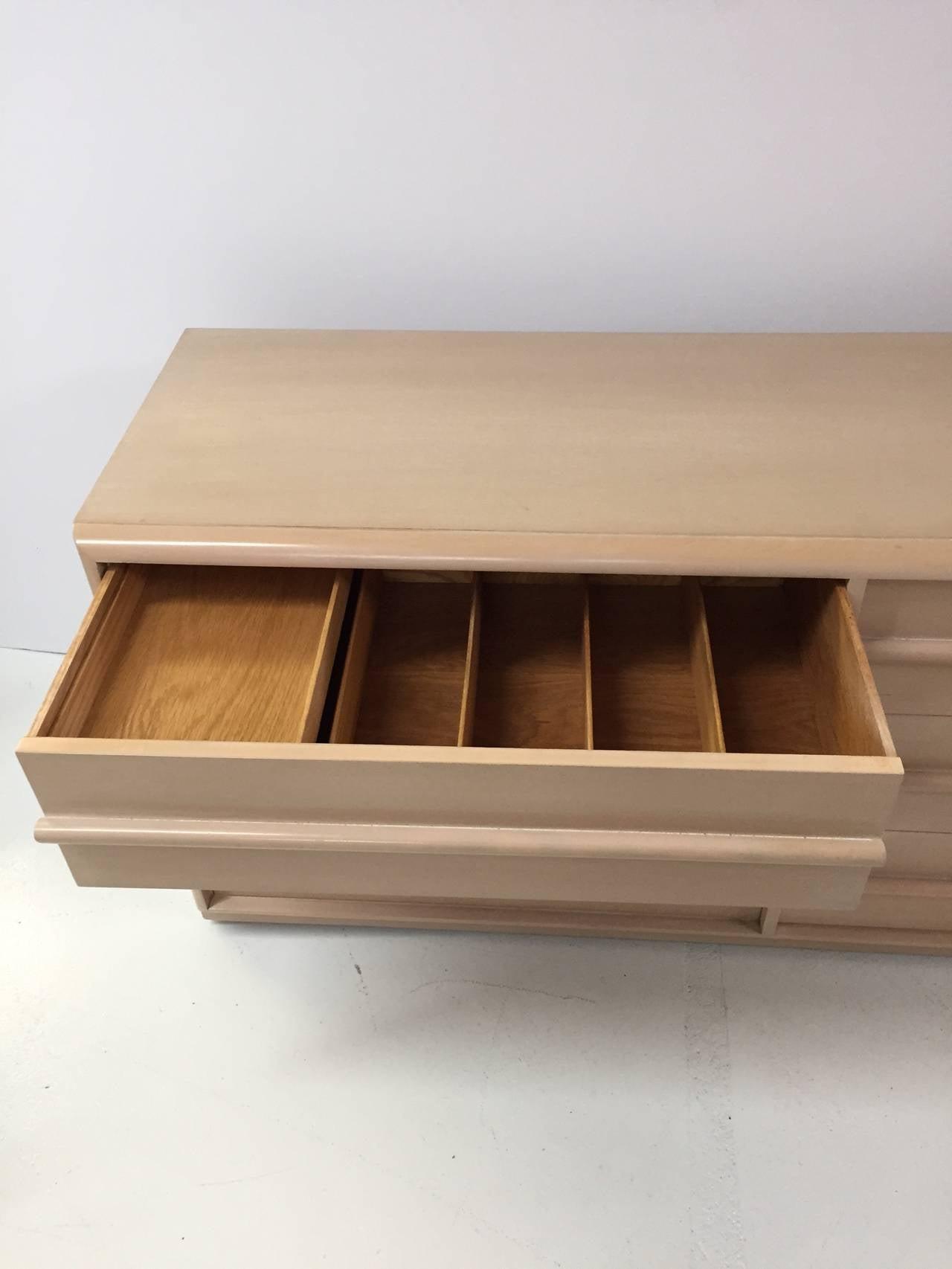 20th Century T.H. Robsjohn-Gibbings Dresser for Widdicomb For Sale