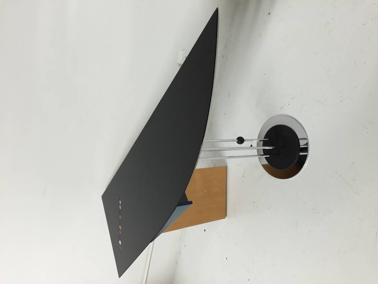 Steel Maurizio Salvato Desk for Saporiti For Sale