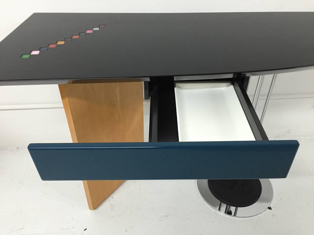 Maurizio Salvato Desk for Saporiti For Sale 3