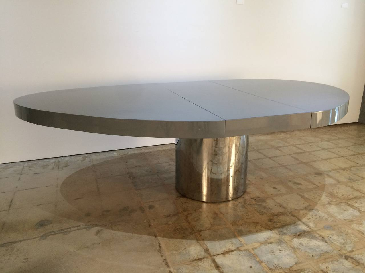 American Paul Evans Studio Dining Table For Sale