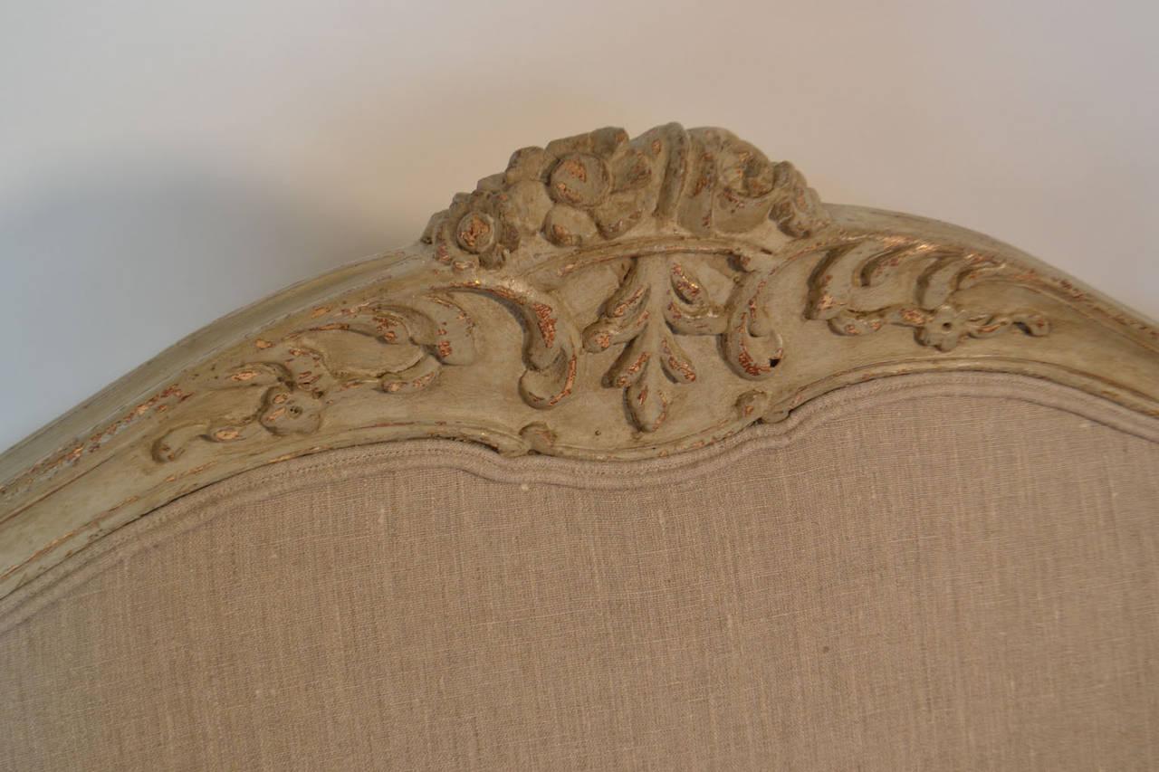 Louis XV style settee Circa 1860.