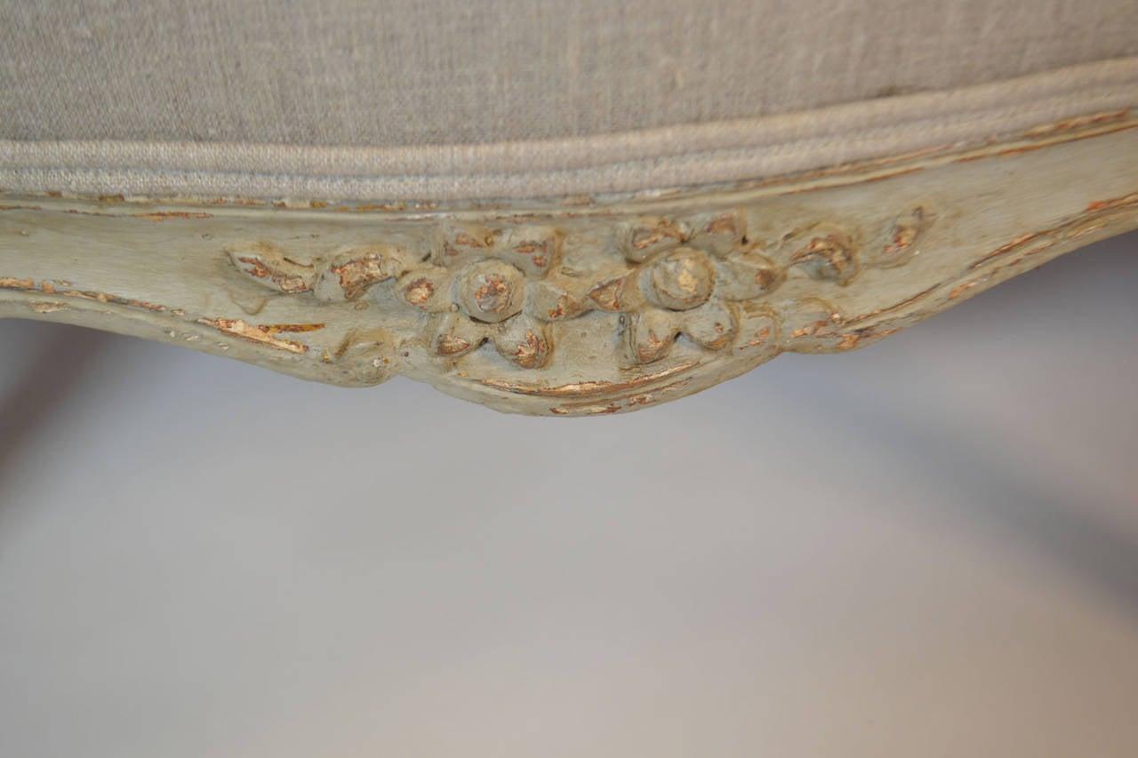 European 19th Century Louis XV Settee For Sale
