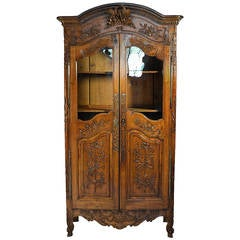 Antique and vintage wardrobes and armoires 1 480 for for Armoire new york city