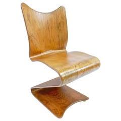 "Verner Panton ""S-Chair"" for Thonet"