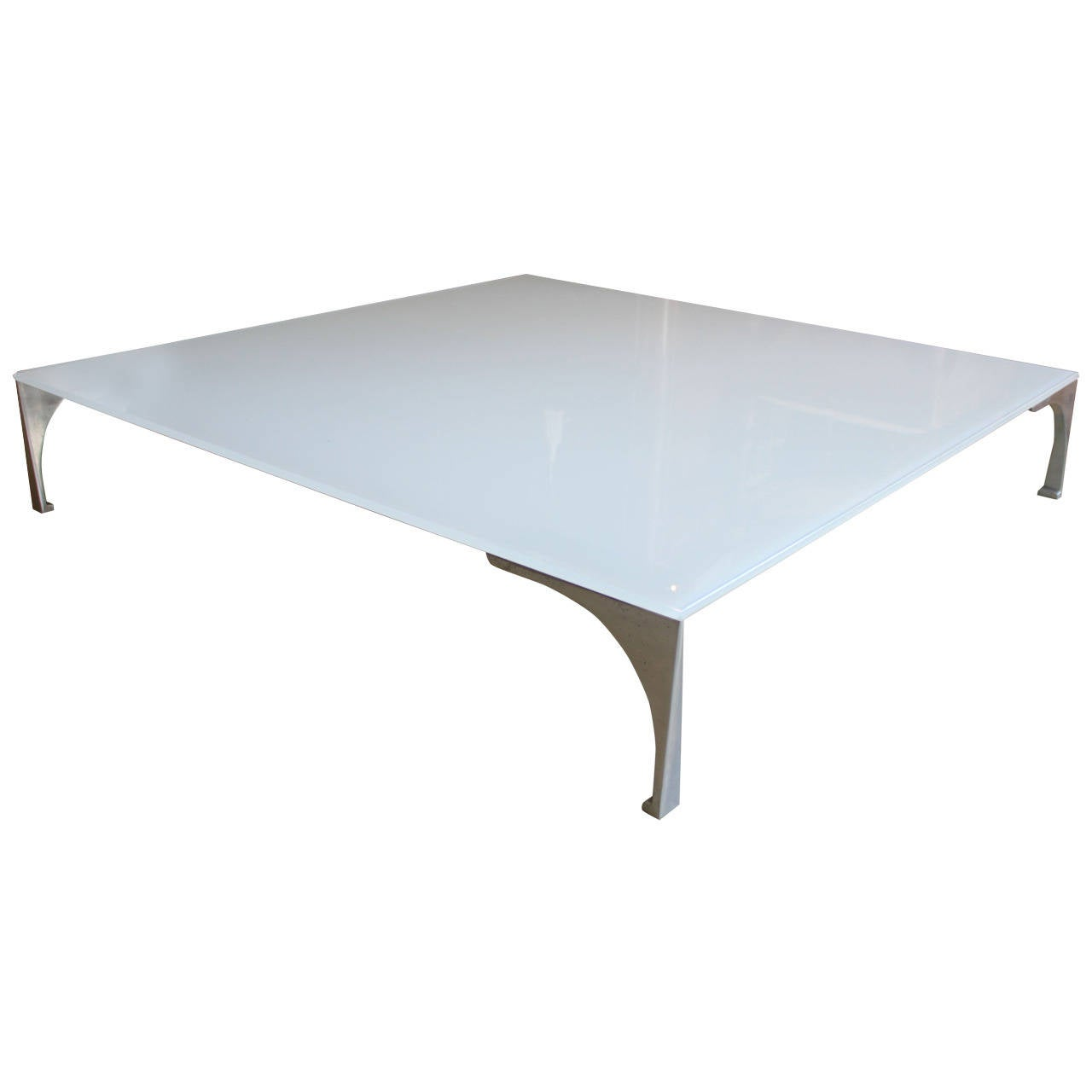 Roche bobois metropolis low coffee or cocktail table 20th - Table ovale marbre roche bobois ...