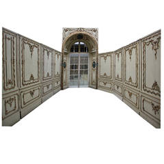 18th Century Baroque Boiserie from an Austrian Palace