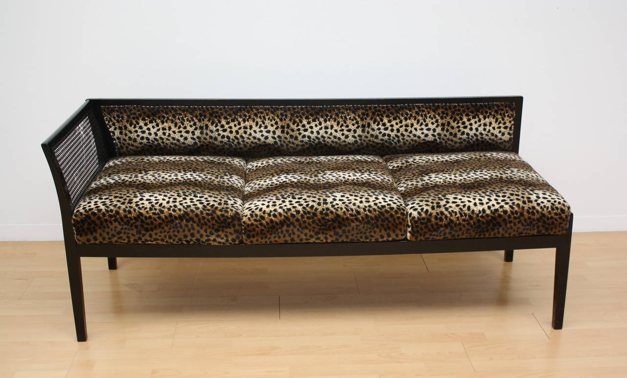 Jugendstil Chaise Loungue Or Daybed At 1stdibs