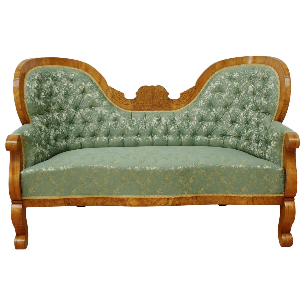 19th century austrian biedermeier sofa for sale at 1stdibs Biedermeier sofa
