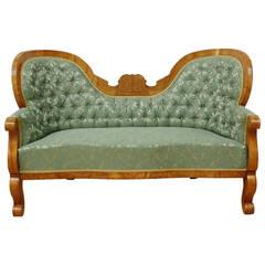 19th Century Austrian Biedermeier Sofa