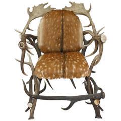 Austrian Antlers Chair