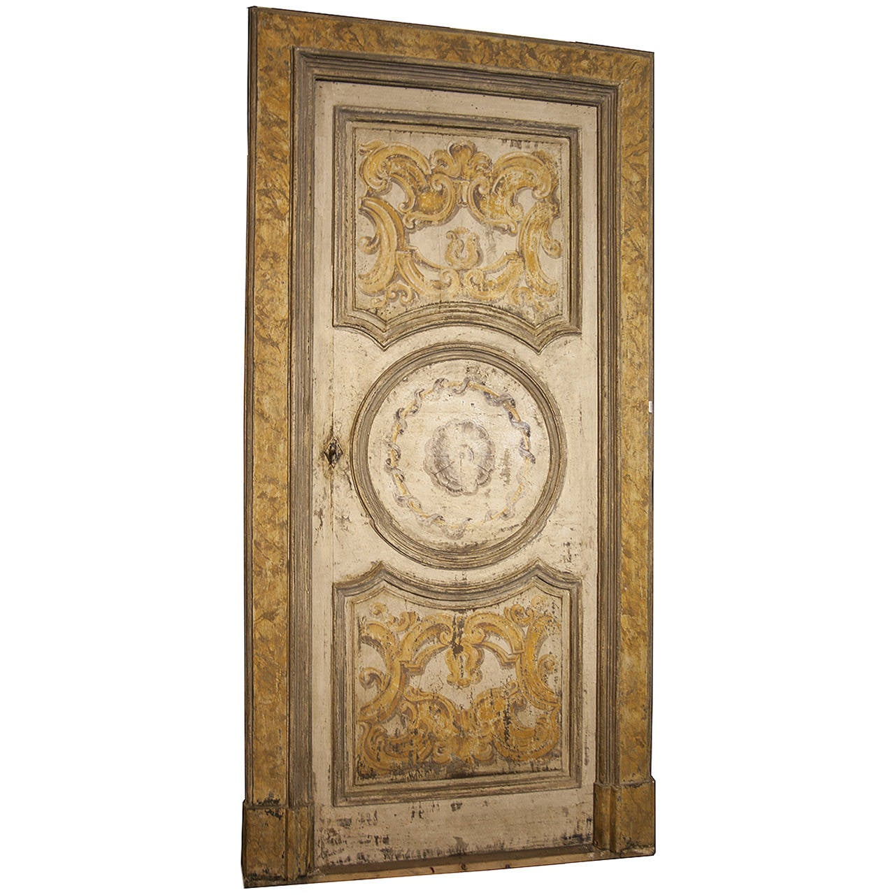 Lacquered Door from Firenze