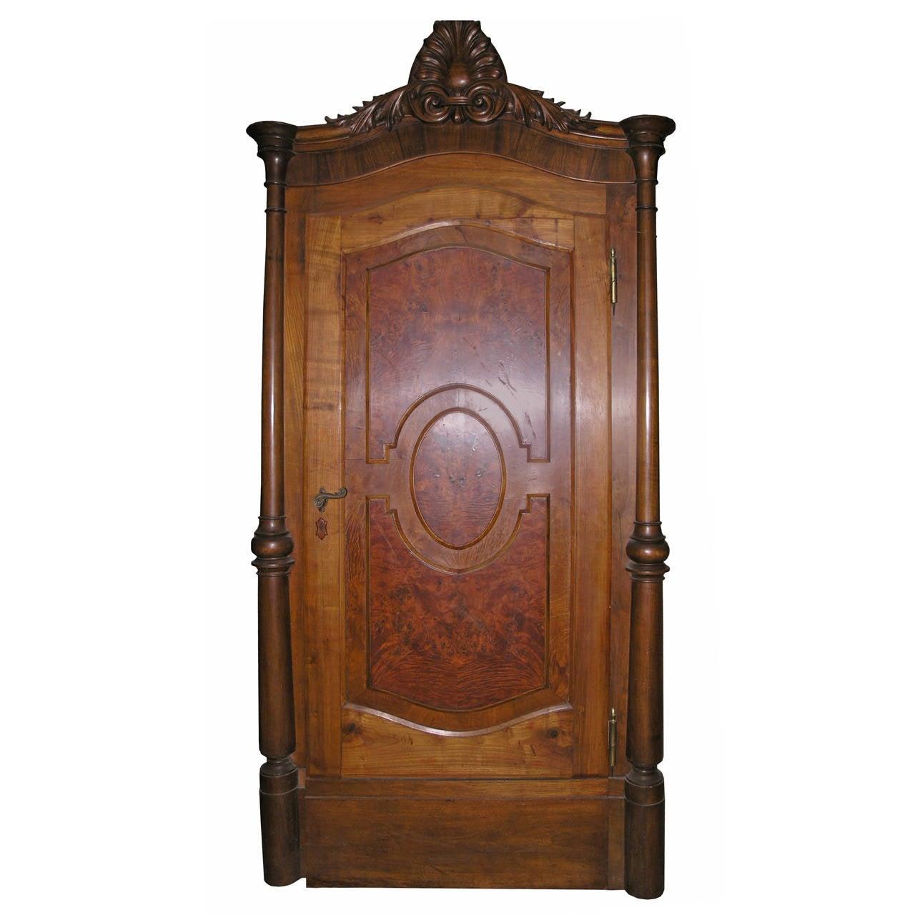 Antique Door with Original Frame For Sale - Antique Door With Original Frame For Sale At 1stdibs