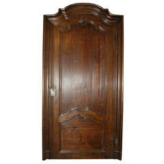 Antique Door Made of Poplar