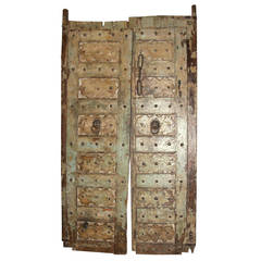 Antique Double Door