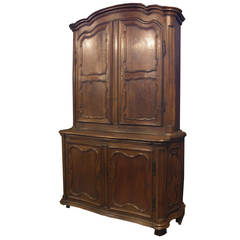 Antique Walnut Cupboard