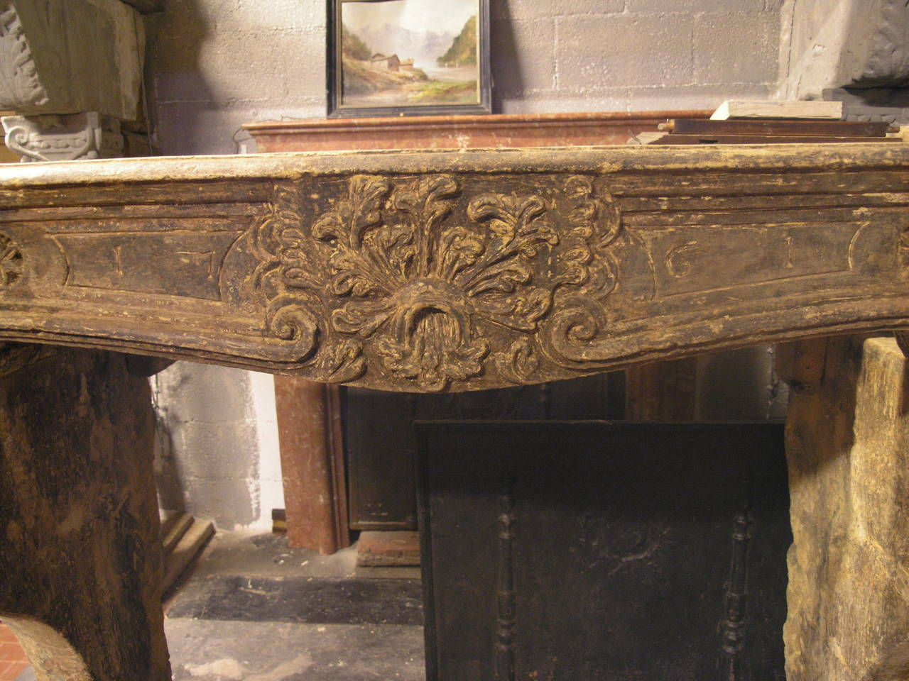 antique fireplace mantel at 1stdibs