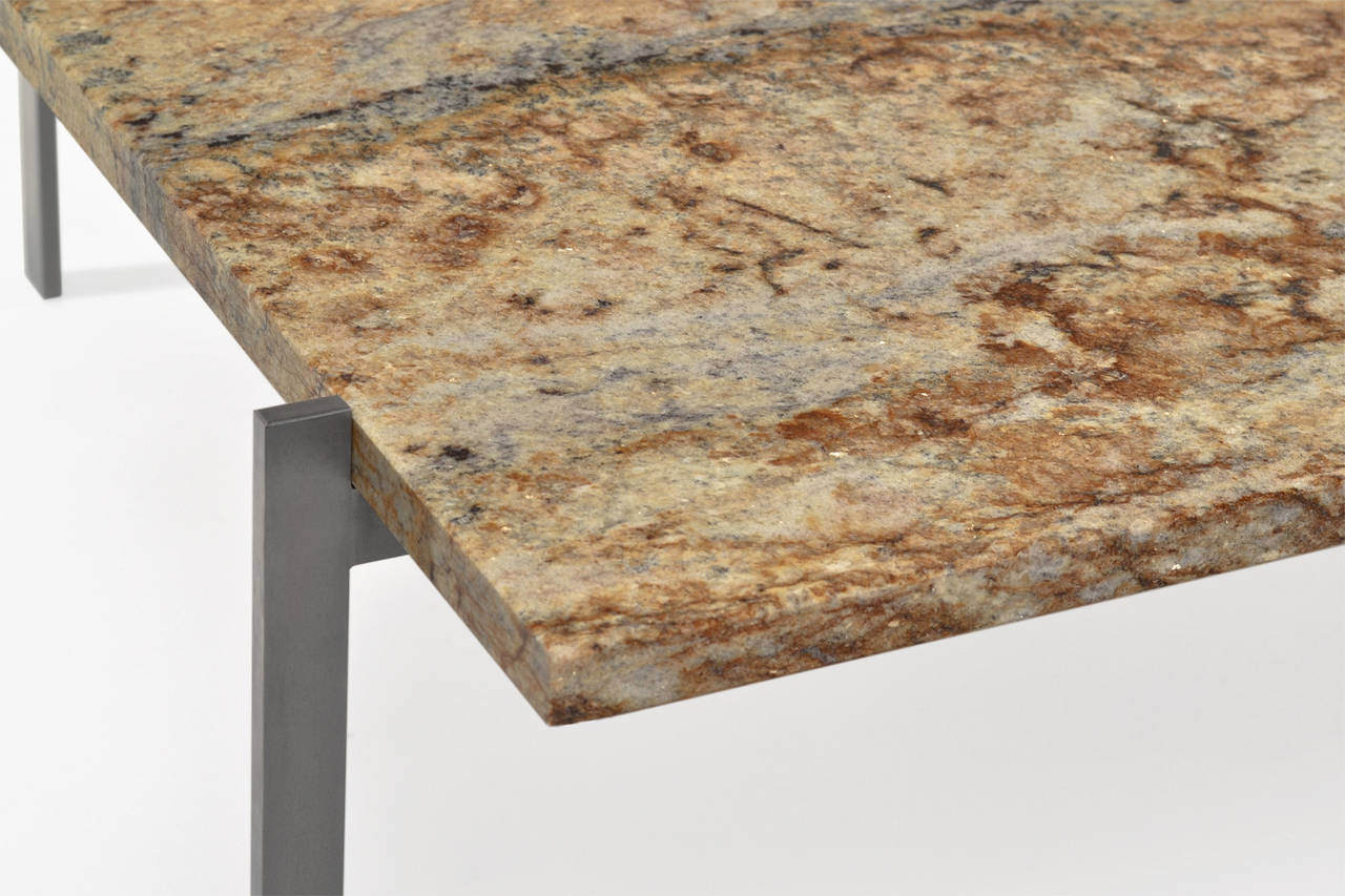 Marble Pk61 Coffee Table At 1stdibs