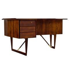 Rosewood Desk by Peter Løvig Nielsen