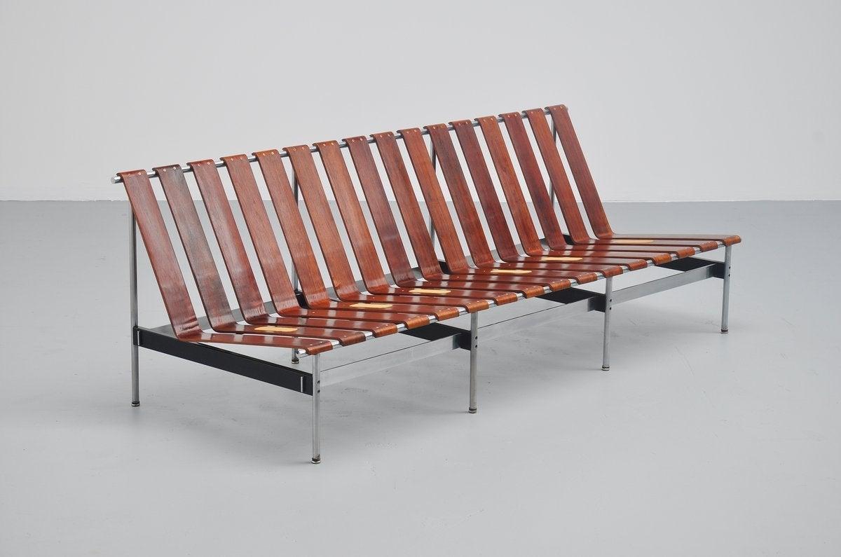 Imitation Leather Sofa For Sale