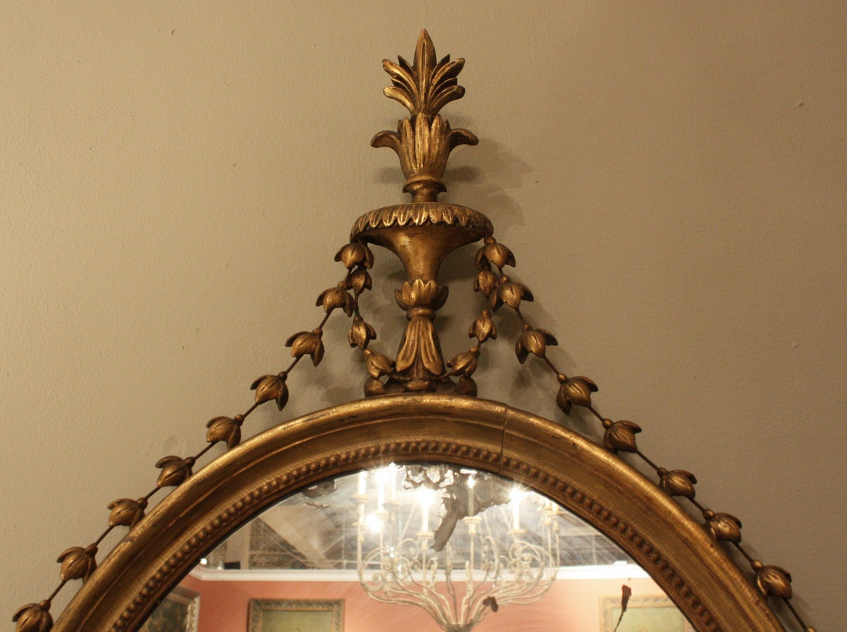 Pair of Period George III Mirrors In Excellent Condition For Sale In Dallas, TX