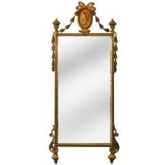 18th Century Italian Neoclassical Mirror