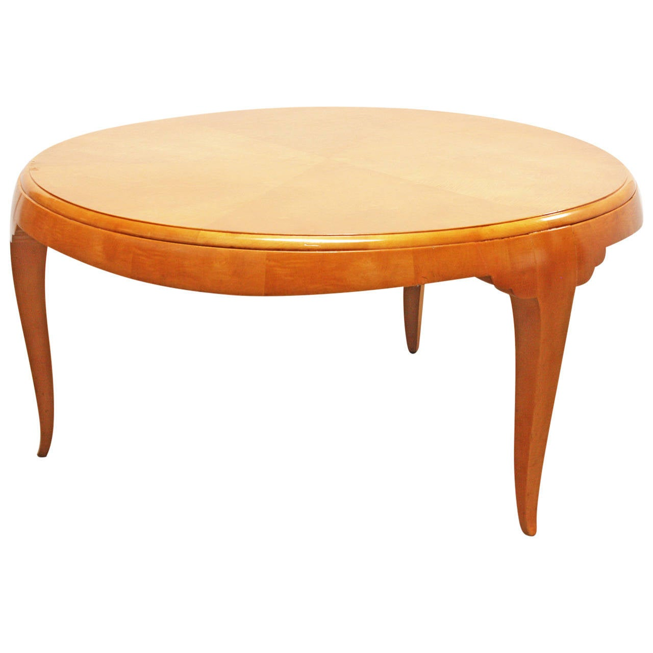 Rinck Art Moderne Coffee Table For Sale At 1stdibs